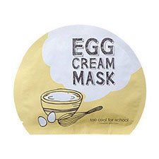 Too+cool+for+school+egg+cream+mask