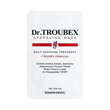 Tosowoong+dr.+troubex+soothing+mask+pack
