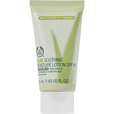 The+body+shop+aloe+soothing+moisture+lotion+spf+15