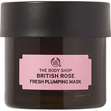 The+body+shop+british+rose+fresh+plumping+mask