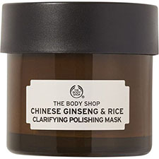 The+body+shop+chinese+ginseng+%26+rice+clarifying+polishing+mask