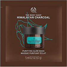 The+body+shop+himalayan+charcoal+purifying+glow+mask+sachet