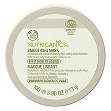 The+body+shop+nutriganics+smoothing+mask