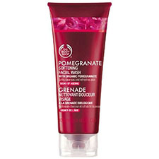 The+body+shop+pomegranate+softening+facial+wash