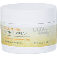 Ulta+radiant+skin+sleeping+cream