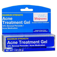 Walgreens+acne+treatment+gel