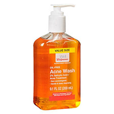 Walgreens+oil+free+acne+wash+spray