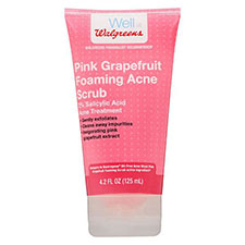 Walgreens+pink+grapefruit+facial+scrub