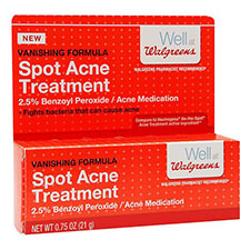 Walgreens+spot+acne+treatment