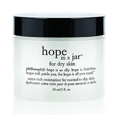 Philosophy+hope+in+a+jar%2c+extra rich+moisturizer+for+normal+to+dry+skin