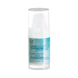 The body shop seaweed pore perfector for combination oily skin