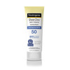 Neutrogena sheer zinc face dry touch sunscreen broad spectrum spf 50