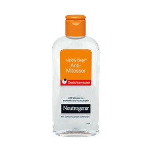 Neutrogena visibly clear anti miteser toner