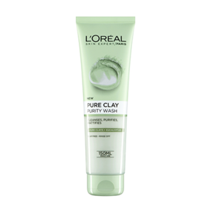 L oreal paris pure clay purity foam wash