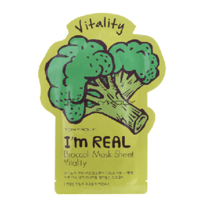 Tonymoly i m real broccoli mask