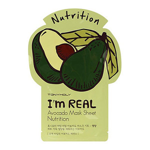 Tonymoly i m real avocado mask sheet
