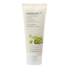 The face shop herb day 365 cleansing foam mung beans