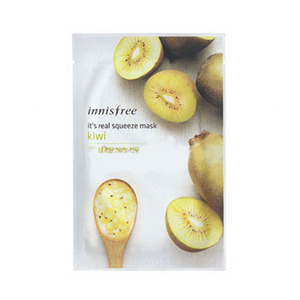 Innisfree it s real squeeze mask kiwi
