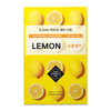 Etude house 0 2 therapy air mask lemon
