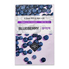 Etude house 0 2 therapy air mask blueberry