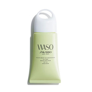 Shiseido waso color smart day moisturizer oil free
