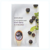 Innisfree it s real squeeze mask blackberry