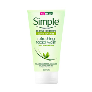 Simple Smoothing Facial Scrub Skincarisma Facial Scrub