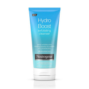 Hydro boost exfoliating cleanser
