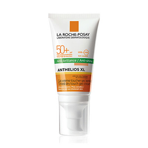 Anthelios xl spf 50  tinted dry touch gel cream anti shine