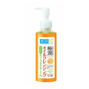 Gokujyun makeup removing cleansing oil