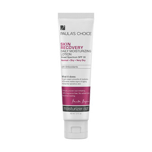 Skin recovery daily lotion with spf 30
