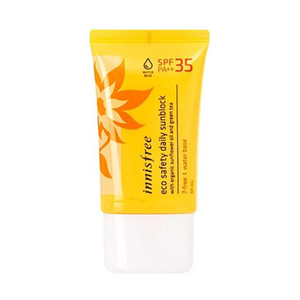 Eco safety daily sunblock spf35 pa