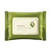 Moisturizing cleansing wipes with olive