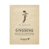 Beauty in a food mask sheet ginseng