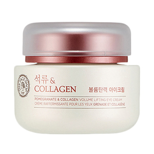 The Face Shop Pomegranate and Collagen Volume Lifting Eye ...