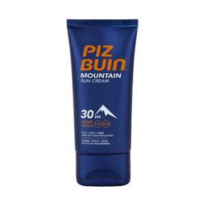 Full Ingredients List Mountain Sun Cream Spf 30 Piz Buin Skincarisma