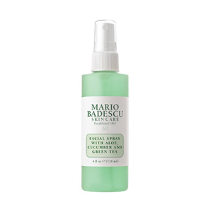 Facial Spray With Aloe Cucumber And Green Tea Mario