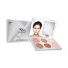 You sculpted universal contouring palette for face and body
