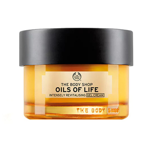 Oils of life intensely revitalising gel cream