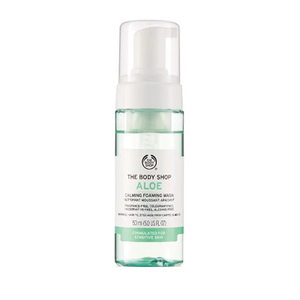 Share aloe calming foaming wash
