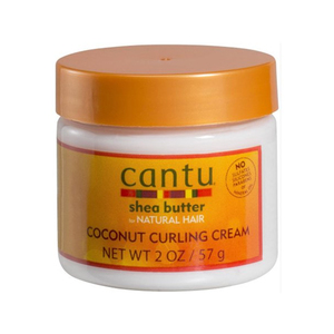 Coconut curling creme