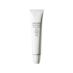 Shiseido urban environment tinted uv protector broad spectrum spf 43