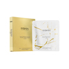 Gold brightening facial treatment mask