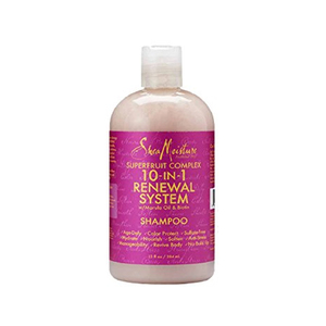 Superfruit complex 10 in 1 renewal system shampoo