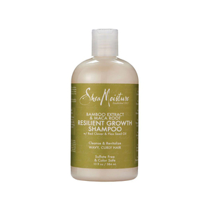 Bamboo maca root resilient growth shampoo