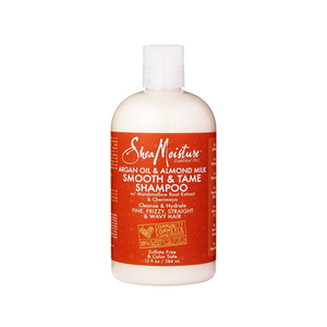 Argan oil argan oil almond milk smooth tame shampoo