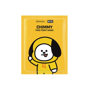 Image result for bt21 chimmy face point mask