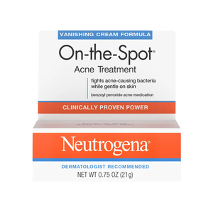 On The Spot Acne Treatment Neutrogena Skincarisma