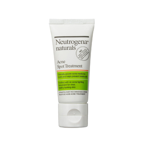 Naturals Acne Spot Treatment Neutrogena Skincarisma