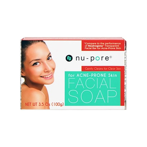 Facial Soap For Acne Prone Skin Nu Pore Skincarisma